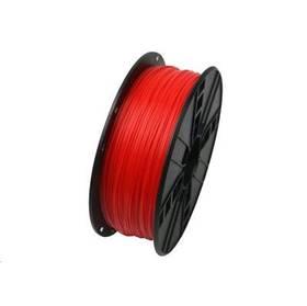 Tisková struna (filament) Gembird Tisková struna (filament) Gembird, ABS, 1,75mm, 1kg, fluorescentní červená