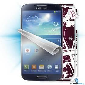 Samsung ScreenShield fólie na displej + skin voucher (včetně poplatku za dopravu k zákazníkovi) pro Samsung Galaxy S4 (i9505) (SAM-i9505-ST)