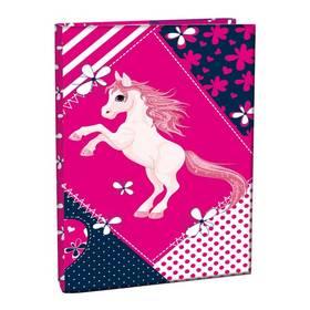 Stil A4 s klopou Pony