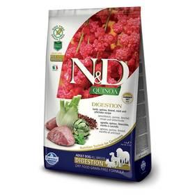 N&D Grain Free Quinoa DOG Digestion Lamb & Fennel 2,5 kg + Doprava zdarma