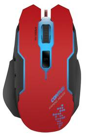 Speed Link Contus Gaming (SL-680002-BKRD) červená
