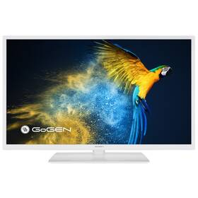 GoGEN TVH 32R640 STWEBW bílá (poškozený obal 3000014237)