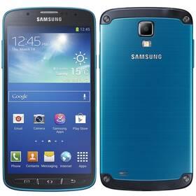 Mobilní telefon Samsung Galaxy S4 Active (i9295) (GT-I9295ZBAETL) modrý
