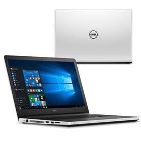 Dell Inspiron 17 5759 (N2-5759-N2-511K-White) bílý + Voucher na skin Skinzone pro Notebook a tablet CZ v hodnotě 399 Kč jako dárek + Software za zvýhodněnou cenu + Doprava zdarma