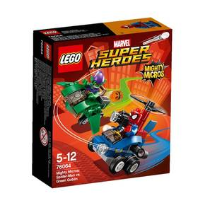 Lego® Super Heroes Mighty Micros 76064 Spiderman vs. Green Goblin