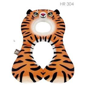 Dětský nákrčník s opěrkou hlavy BenBat 1-4 roky - tygr