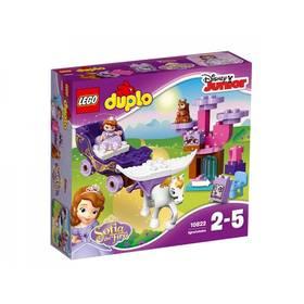 Lego® DUPLO Sofia the First 10822 Sofie a její kouzelný kočár