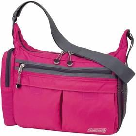 Taška přes rameno Coleman COOL SHOULDER BAG 7 (s chladící kapsou na nápoj 0,5 L), 350 g, Dámská