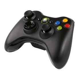 Microsoft Wireless Common Controller pro PC, Xbox 360 (JR9-00010) černý + Doprava zdarma