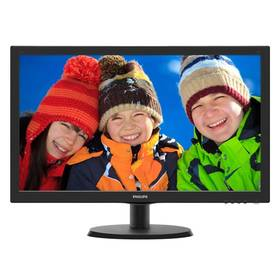 Philips 223V5LSB (223V5LSB/00) černý Čistící gel ColorWay CW-5151 (zdarma)Software F-Secure SAFE 6 měsíců pro 3 zařízení (zdarma)