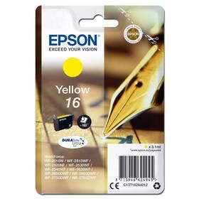 Epson 16, 165 stran (C13T16244012) žltá