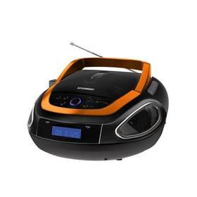 Hyundai TRC512AU3O černý/oranžový + Doprava zdarma