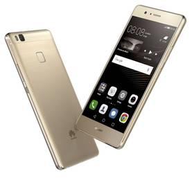 Huawei P9 Lite Dual SIM (SP-P9LITEDSGOM) zlatý Voucher na skin Skinzone pro Mobil CZ + Doprava zdarma