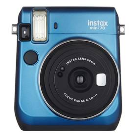 Fuji Instax mini 70 modrý + Doprava zdarma
