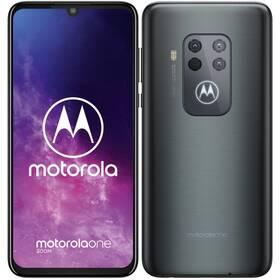 Motorola One Zoom (PAG20018PL) šedý