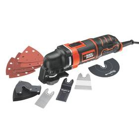 Multibrúska Black-Decker MT300KA