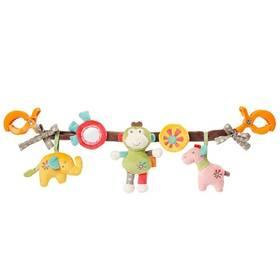 Řetěz na kočárek Baby FEHN SAFARI