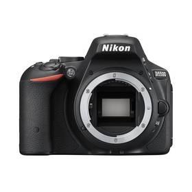 Nikon D5500 tělo černý + Doprava zdarma