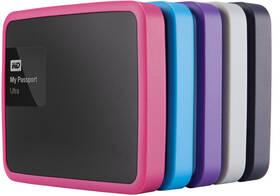 Puzdro na HDD Western Digital Grip pack pro MyPassport Ultra 1TB (WDBZBY0000NBA-EASN) čierna