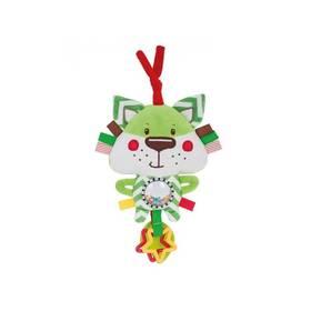 Edukační hračka Canpol babies Forest Friends, liška - zelená