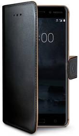Celly Wally pro Nokia 6 (WALLY662) černé