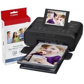 Canon Selphy CP1300 + fotopapier KP-36 čierna