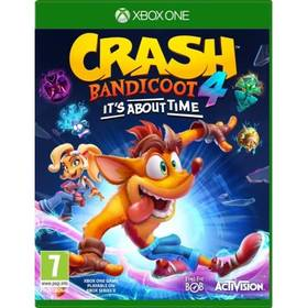 Activision Xbox One Crash Bandicoot 4: It's About Time (ACX311503)