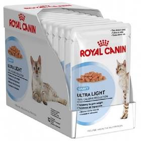 Royal Canin Ultra Light v želé 12 x 85g