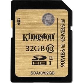 Kingston SDHC 32GB UHS-I U1 (90R/45W) (SDA10/32GB)