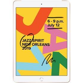 Apple iPad 2019 Wi-Fi + Cellular 128 GB - Gold (MW6G2FD/A)
