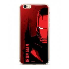 Marvel Iron Man pro Huawei P30 (MPCIMAN1009) červený