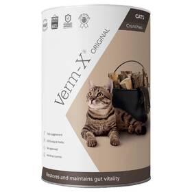 Verm-X Prírodné granuly proti črevným parazitom pre mačky 60 g