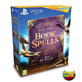 Sony PlayStation 3 Book of Spells + Wonderbook (PS719202455) + Doprava zdarma