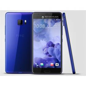 HTC U ULTRA (99HALT024-00) modrý Software F-Secure SAFE 6 měsíců pro 3 zařízení (zdarma)Paměťová karta Samsung Micro SDXC EVO 64GB UHS-I + adapter (zdarma) + Doprava zdarma