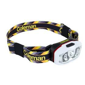 Coleman CHT+100 BatteryLock™ Headlamp 3AAA Lemon,  hmotnost 90 g vč.baterií
