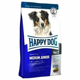 HAPPY DOG MEDIUM Junior 25 10 kg + Doprava zdarma
