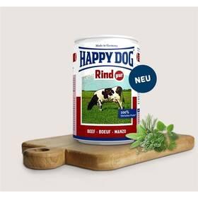 HAPPY DOG Rind Pur - 100% hovězí maso 400 g
