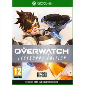 Blizzard Xbox One Overwatch Legendary Edititon (CEX358123)