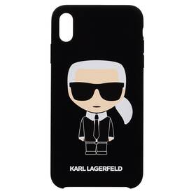 Karl Lagerfeld Full Body pro Apple iPhone 7/8 (KLHCI8SLFKBK) čierny