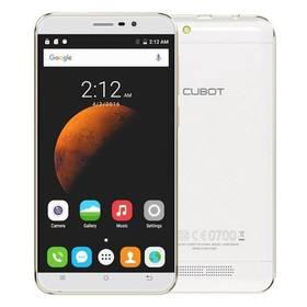CUBOT Dinosaur Dual SIM (PH2480) bílý Software F-Secure SAFE 6 měsíců pro 3 zařízení (zdarma) + Doprava zdarma