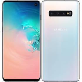 Mobilní telefon Samsung Galaxy S10 512 GB (SM-G973FZWGXEZ) bílý