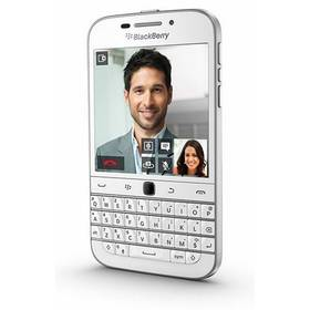 BlackBerry Classic QWERTY (10092976) bílý