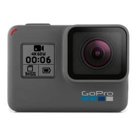 GoPro HERO 6 Black černá + Doprava zdarma