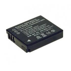 Avacom pro Panasonic CGA-S005, Samsung IA-BH125C, Ricoh DB-60, Fujifilm NP-70 Li-ion 3.7V 1100mAh 4.3Wh NEW + Doprava zdarma