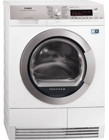 AEG Lavatherm T88595IS3C bílá + K nákupu poukaz v hodnotě 2 000 Kč na další nákup + Doprava zdarma
