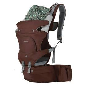 Nuvolino ACTIVE HIPSEAT Brown hnědá