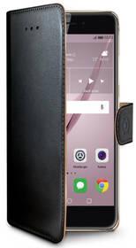 Celly Wally pro Sony Xperia XZ (WALLY624) černé