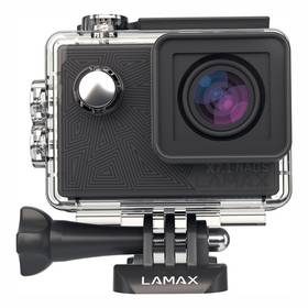 LAMAX X7.1 Naos + dárek, černá Tričko Lamax Joy For Life (L) (zdarma)