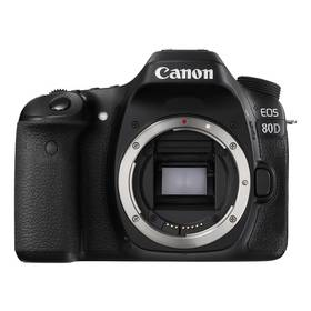 Canon EOS 80D tělo (1263C032) černý + Cashback 2700 Kč + Doprava zdarma