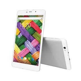 Umax VisionBook 8Q LTE (UMM200V8L) bílý SIM s kreditem T-Mobile 200Kč Twist Online Internet (zdarma)Software F-Secure SAFE 6 měsíců pro 3 zařízení (zdarma) + Doprava zdarma
